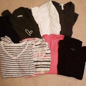 Set of maternity t-shirts